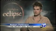Kristen, Rob and Taylor talk about Eclipse intensity