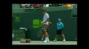 Atp 1000 Miami : Федерер - Джокович | част 2/4