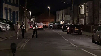 UK: Police cordon off site of 'serious incident' in Treorchy