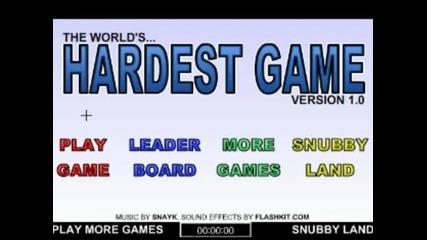 Най - трудната игра на света ! Превъртане без умиране!