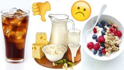Храните, с които да се сбогуваме през 2019-а в името на здравето