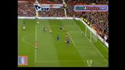 Прекрасен гол на Пиенар срещу Юнайтед !! Юнайтед 4:4 Евъртън