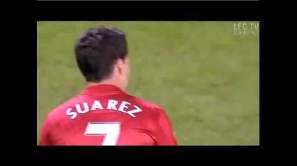Luis Suarez | Liverpool Fantastic Debut | H D