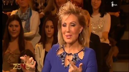 Lepa Brena i Hari Varesanovic - Zene (TV Prva, 21.12.2013.)
