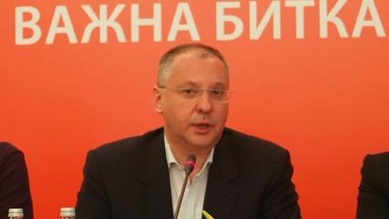 Станишев: Старая се ПЕС да бъде все по-близо до националните партии
