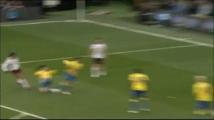 Първият гол на Николай Бодуров в английския футбол