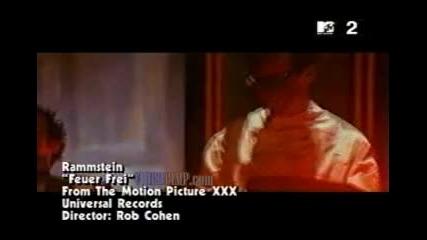 Rammstein - Bang Bang откъс