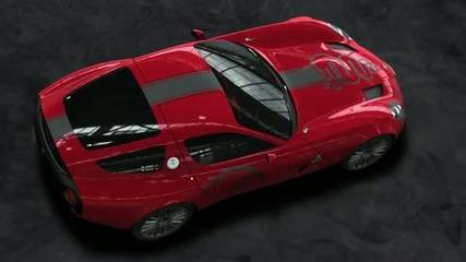 2010 Alfa Romeo Tz3 Corsa from Zagato