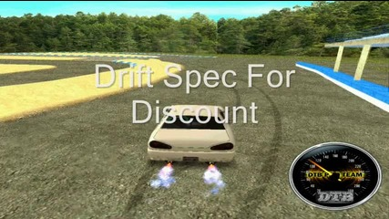 Spec for Discount - Drifting On Ebisu (with stock elegy)