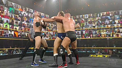 NXT Tag Team Champions Oney Lorcan & Danny Burch vs. Tommaso Ciampa & Timothy Thatcher – Non-Title Match: WWE NXT, March 3, 2021