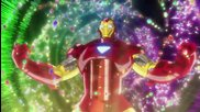 Marvel Disk Wars: The Avengers - 11 / Eng Subs