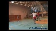 eро волейбол скрита камера.