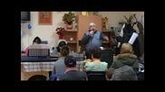 Как да се изпълваме с Духа - 01.12.2013 г - Пастор Фахри Тахиров
