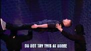 Британия Търси Талант 2013 ! Този Магьосник не само шокира публиката ,но изуми и журито с този номер