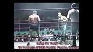 Mma - Capoeira Vs. Kickboxer