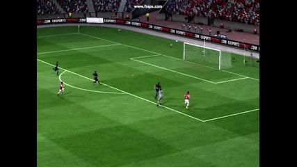 Голът на Жиру - Fifa 11