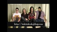 Tokio Hotel Laughing Out Loud xd
