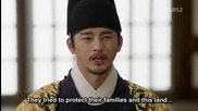 [eng sub] The King's Face E16