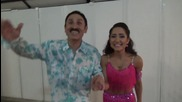 Dancing Stars - Милко Калайджиев минути преди предаването 18.03.2014 г.