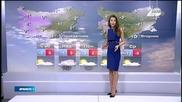 Прогноза за времето (02.01.2015 - централна)