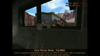 CS - Игра На x3miller