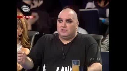 Music Idol 2 - Люси Целува Иван Ангелов