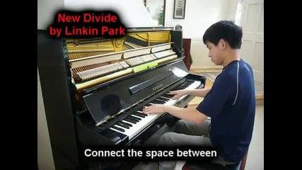 Linkin Park - New Divide Piano