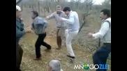 Танцуващи чичаци в Ориента