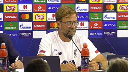 Italy: Klopp wary of 'San Paolo effect' ahead of Napoli CL clash