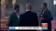 Силвестър Сталоун говори за филма си Непобедимите