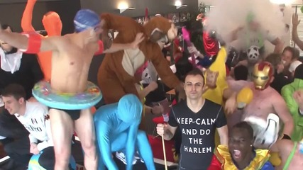 Фулъм - The Harlem Shake