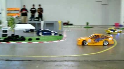 Дрифт с мини коли