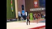 Спортна Акробатика - Цска