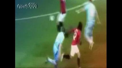 Димитър Бербатов в Манчестър Юнайтед - голове и тенхника