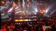 Eminem - Not Afraid @ Bet Hip - Hop Awards 2010 ( High Quality )