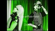 lady gaga and marilyn manson - love game