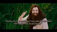 джесика алба - третото око Love Guru