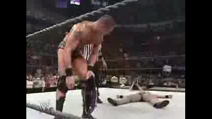 Randy Orton Vs Shawn Michaels