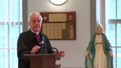 """Епископ Уилямсън за Новата религия: Хитлер е дяволът. Шестте милиона са спасителите,а евреите-бог!?"""""""