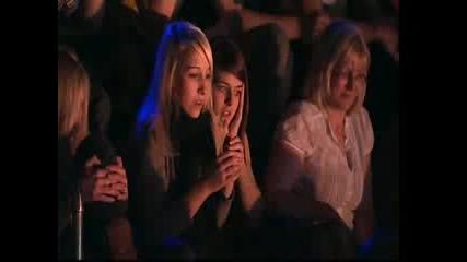Gwyneth Marichi - The Witch - Britains Got Talent 2009