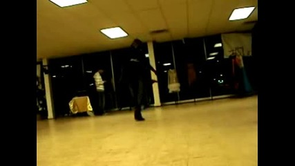 Hiphop Dance Freestyle - Church T - pain