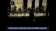 Prvi Cecin Nastop Cvetak zanovetak 1988 Sarajevo Ilidzafest
