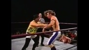 Jon Moxley ( Dean Ambrose ) and Quinten Lee vs Hillbilly Jed and Simply Spectacular