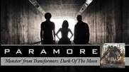 Paramore - Monster (audio)