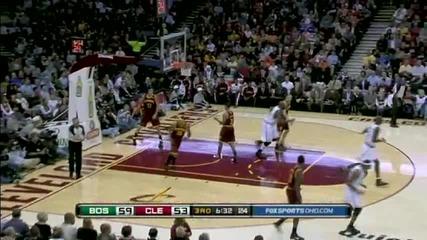 Nba Season 2010 - 2011 Boston Celtics - Cleveland Cavaliers