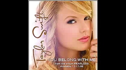 You Belong With Me - Taylor Swift Highest Quality with Lyrics