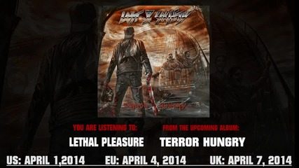 Lost Society - Lethal Pleasure (official album track)