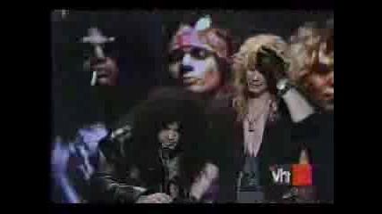 Slash & Duff Drunk! On Am. Music Awards