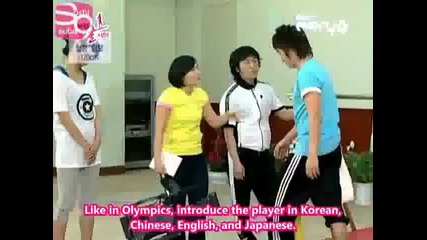 Snsd - Tiffany: ,, Yuri, why are you speaking English? ''