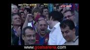 10.05 Барселона - Виляреал 3:3 Самуел Ето гол